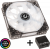Ventoinha + Controlador BitFenix Spectre Pro RGB 120mm