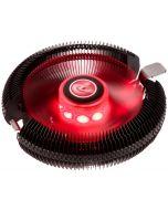 Cooler CPU Raijintek Juno-X LED Vermelho
