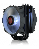 Cooler CPU Raijintek Leto Heatpipe LED Branco