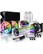 Kit WaterCooling Raijintek Phorcys Pro CA240 RGB - 240mm