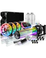 Kit WaterCooling Raijintek Phorcys Pro CA360 RGB - 360mm
