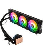 Cooler CPU a Água Raijintek Eos RGB Rainbow 360mm