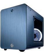 Caixa Mini-ITX Raijintek Metis Plus Azul Janela Acrílica