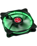 Ventoinha Raijintek Auras 12 LED Verde (Pack 2) 120mm