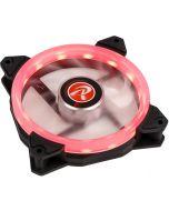 Ventoinha Raijintek IRIS 12 PWM LED Vermelho 120mm
