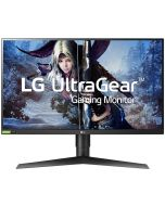 "Monitor LG 27"" 27GL83A-B 144Hz IPS QHD G-Sync 1ms"