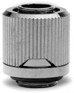 Conector EKWB Torque STC G1/4 Macho / Rosca 10-13mm Macho Níquel Preto