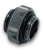 EK-AF Extender 6mm M-M G1/4 - Black Niquel