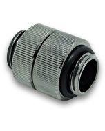 EK-AF Extender Rotativo M-M G1/4 - Black Nickel