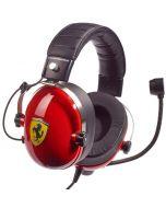 Auscultadores Thrustmaster T.Racing Scuderia Ferrari - Multiplataforma