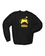 Sweater GamersWear PADMAN Preto (M)