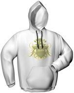 Hoodie GamersWear GODLIKE Branco (M)