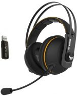 Auscultadores Asus TUF H7 Gaming Wireless Amarelo