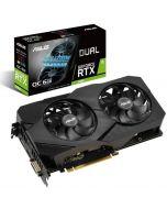 Gráfica Asus GeForce® RTX 2060 Dual Evo OC 6GB GD6