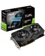 Gráfica Asus GeForce® GTX 1660 Dual EVO OC 6GB
