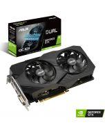 Gráfica Asus GeForce® GTX 1660 SUPER Dual EVO OC 6GB