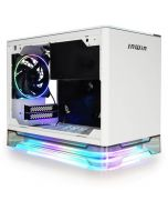 Caixa Mini-ITX In Win A1 Plus Branca com Fonte 650W