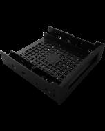 """Adaptador Frontal BitFenix SATA 2.5"""" e 3.5"""" para 5.25"""""""