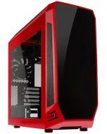 Caixa Micro-ATX BitFenix Aegis Core Vermelho / Preto