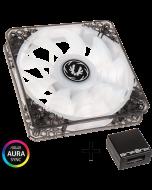 Ventoinha + Controlador BitFenix Spectre Pro RGB 140mm