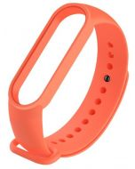 Bracelete para Smartband Xiaomi Mi Band 5 Laranja