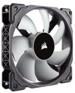 Ventoinha Corsair ML120 Premium Preto / Branco 120mm (Pack 2)