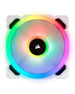 Ventoinha Corsair LL120 RGB PWM Branca