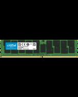Crucial 16GB DDR4 2933MHz ECC RDIMM Single Rank CL21