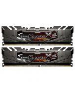G.Skill Kit 16GB (2 x 8GB) DDR4 3200MHz FlareX Ryzen CL14 Preto