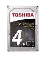 Disco Toshiba 4TB X300 7200rpm 128MB SATA III