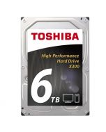 Disco Toshiba 6TB X300 7200rpm 128MB SATA III