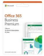 Microsoft Office 365 Business Premium Português 1 Ano