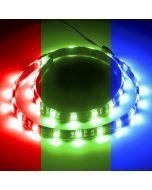 Fita Magnética RGB CableMod com Controlador - 60cm/30LEDs