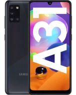 "Smartphone Samsung Galaxy A31 6.4"" (4 / 64GB) Preto"