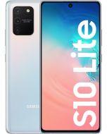 """Smartphone Samsung Galaxy S10 Lite 6.7"""" (8 / 128GB) Dual SIM Branco"""