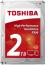 Disco Toshiba 2TB P300 5400rpm 128MB SATA III