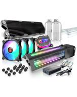 Kit Water Cooling Raijintek SCYLLA PRO CA360 ARGB - 360mm