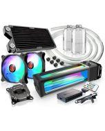 Kit Water Cooling Raijintek SCYLLA ELITE CA240 ARGB - 240mm