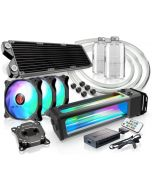 Kit Water Cooling Raijintek SCYLLA ELITE CA360 ARGB - 360mm