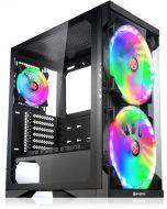 Caixa ATX Raijintek Silenos Pro A-RGB