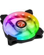 Ventoinha Raijintek IRIS 12 Rainbow RGB Orcus PWM 120mm