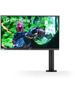"Monitor LG 27"" 27GN880-B UltraGear Nano IPS HDR 144Hz Ergo Stand"