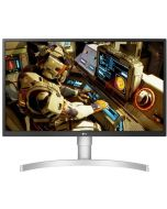 "Monitor LG 27"" 27UL550-W 4K UHD FreeSync 5ms"