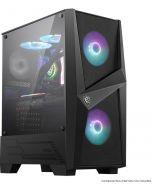 Caixa ATX MSI MAG Forge 100R ARGB