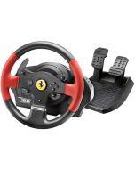 Volante + Pedais Thrustmaster T150 Ferrari Edition - PS4 / PS3 / PC
