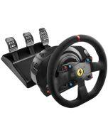Volante + Pedais Thrustmaster T300 Ferrari Alcantara Edition - PS5 / PS4 / PS3 / PC