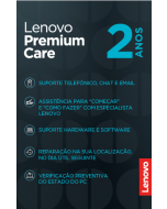 Serviço Suporte Lenovo Premium Care 2 anos