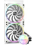 Cooler CPU a Água Alpenföhn 280 High Speed ARGB Branco