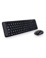 Teclado+Rato Logitech MK220 Desktop Wireless