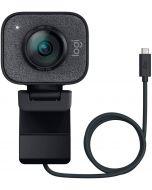 Webcam Logitech StreamCam Full HD 1080p USB-C